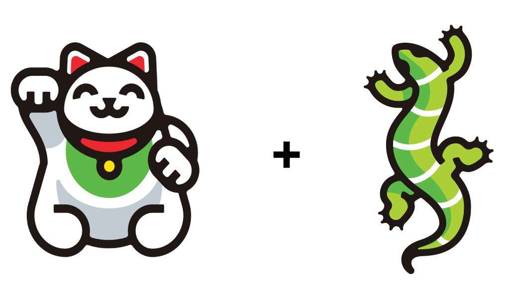 CloudKitty and Monasca project mascots
