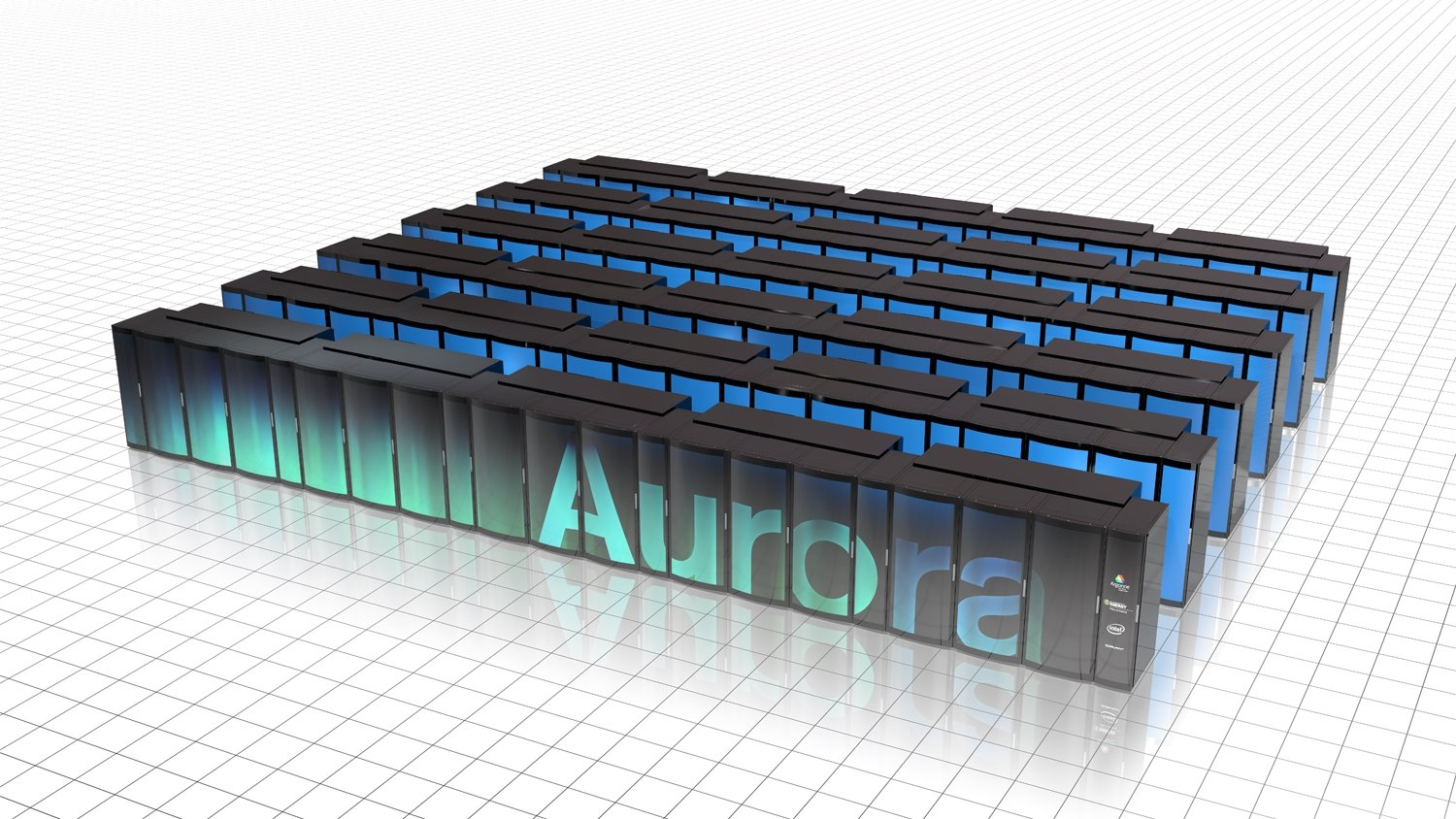 Aurora floorplan render