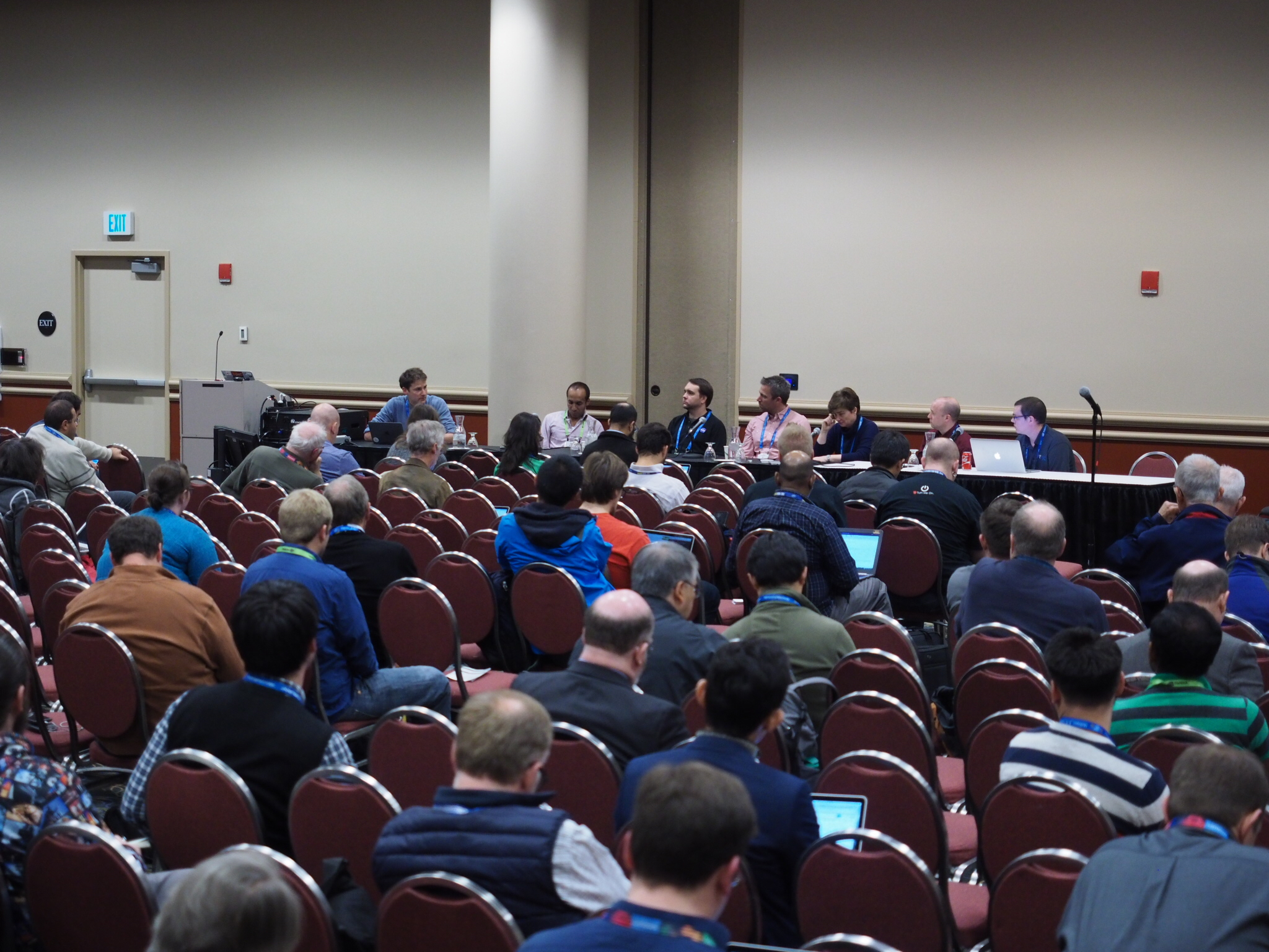 OpenStack HPC panel session